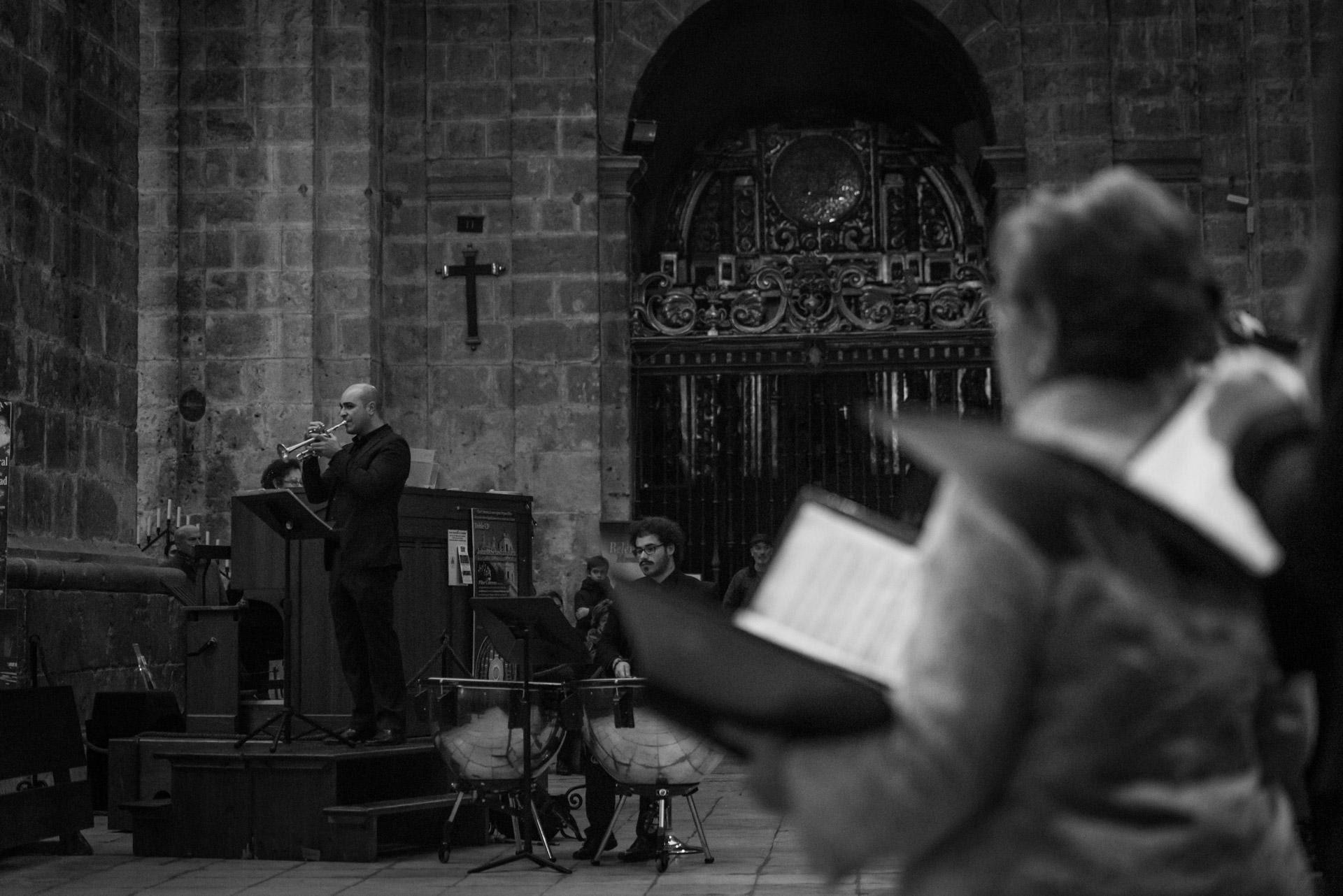 fotografia musica concierto laguna de duero valladolid