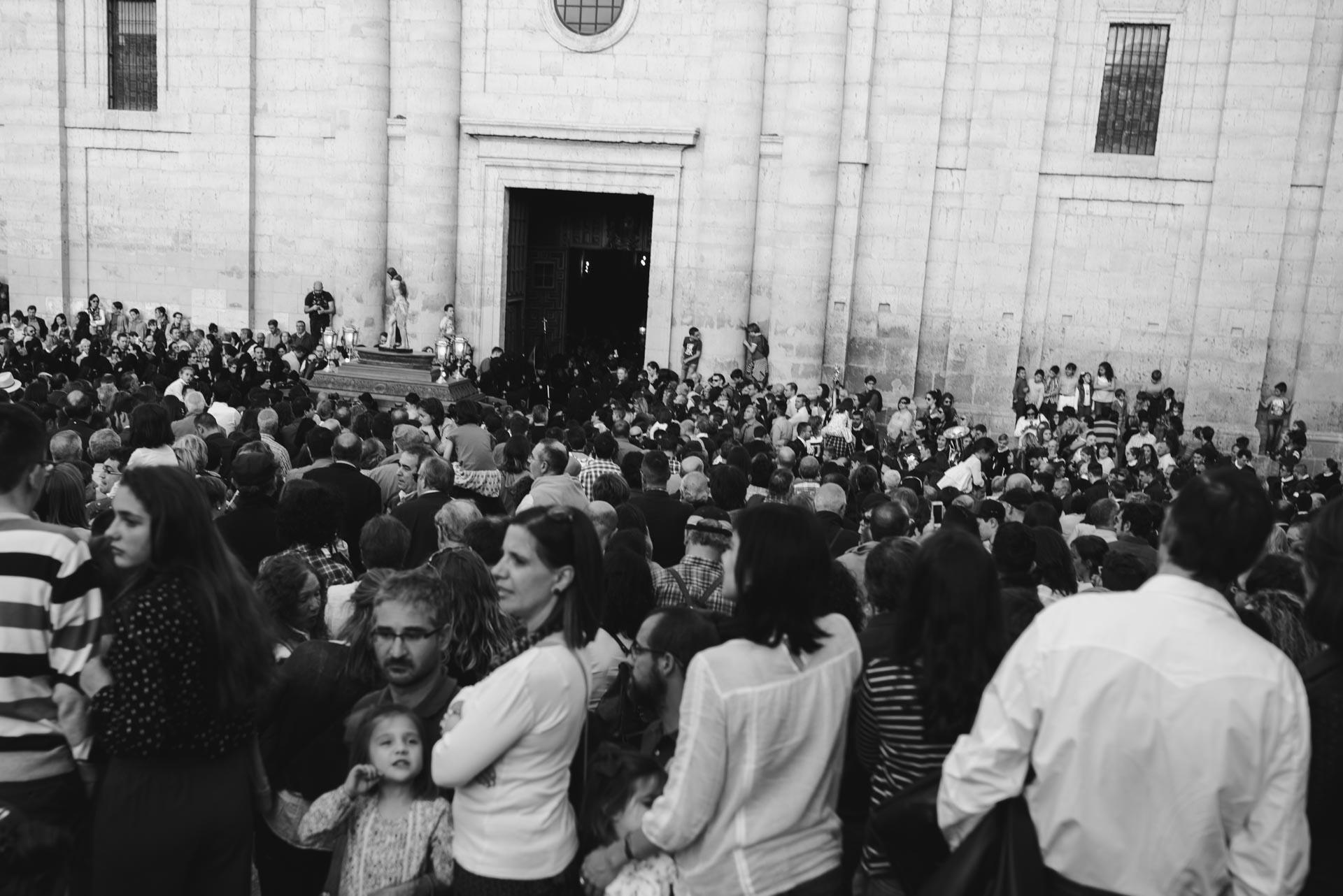 Reportaje fotográfico de Semana Santa, Eventos en Valladolid