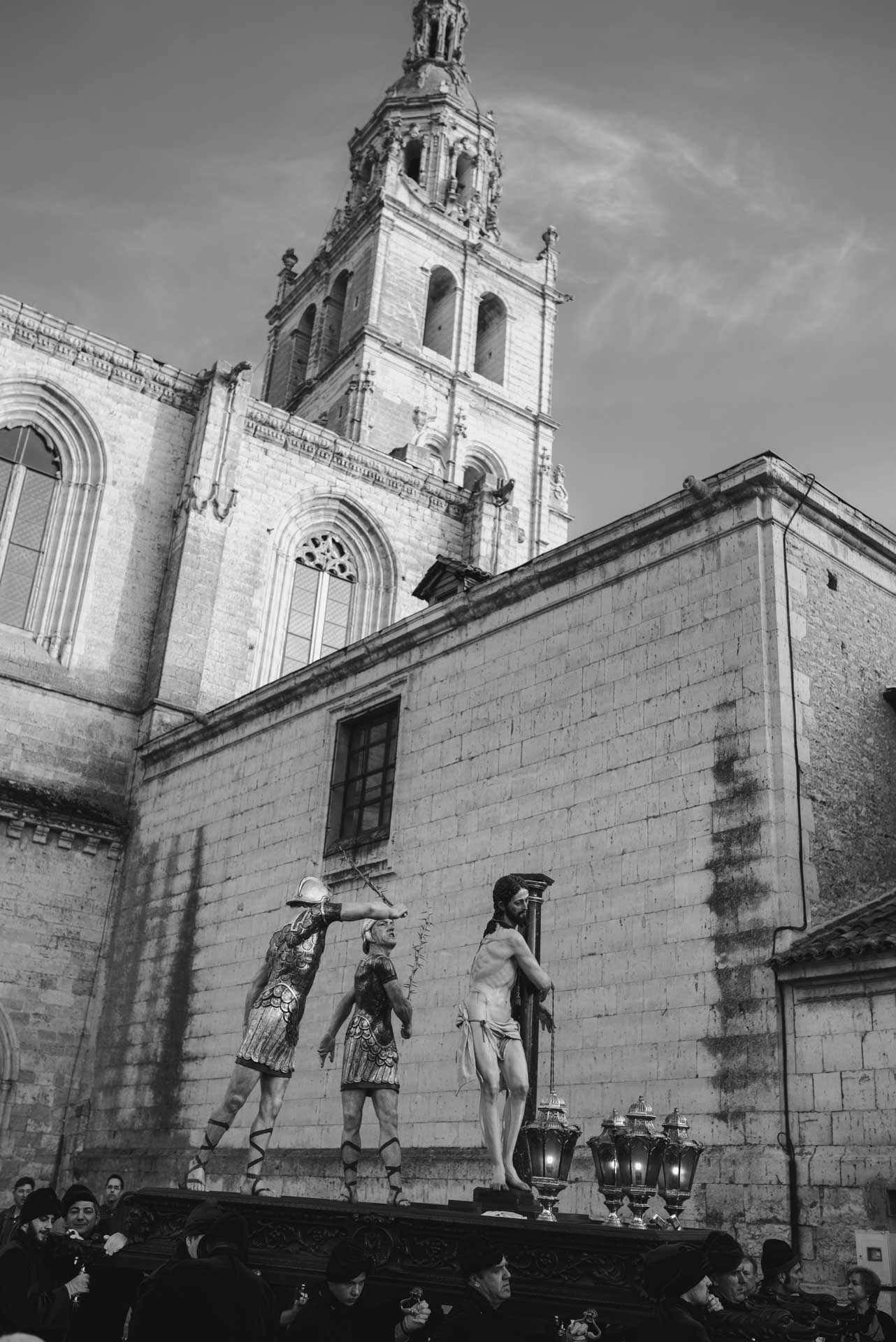 Semana Santa Medina de Rioseco. Fotografía sentimental.