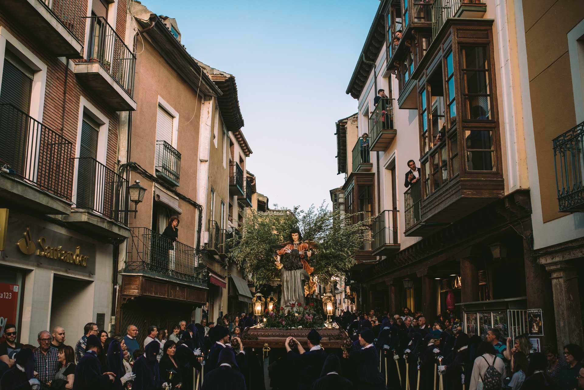Semana Santa Medina de Rioseco. Fotógrafo en Valladolid