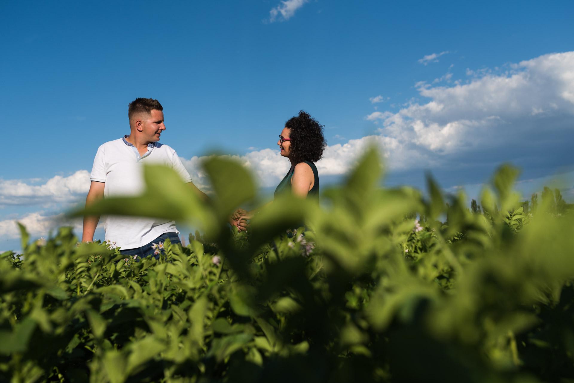 Fotografía de parejas, creativa y sentimental