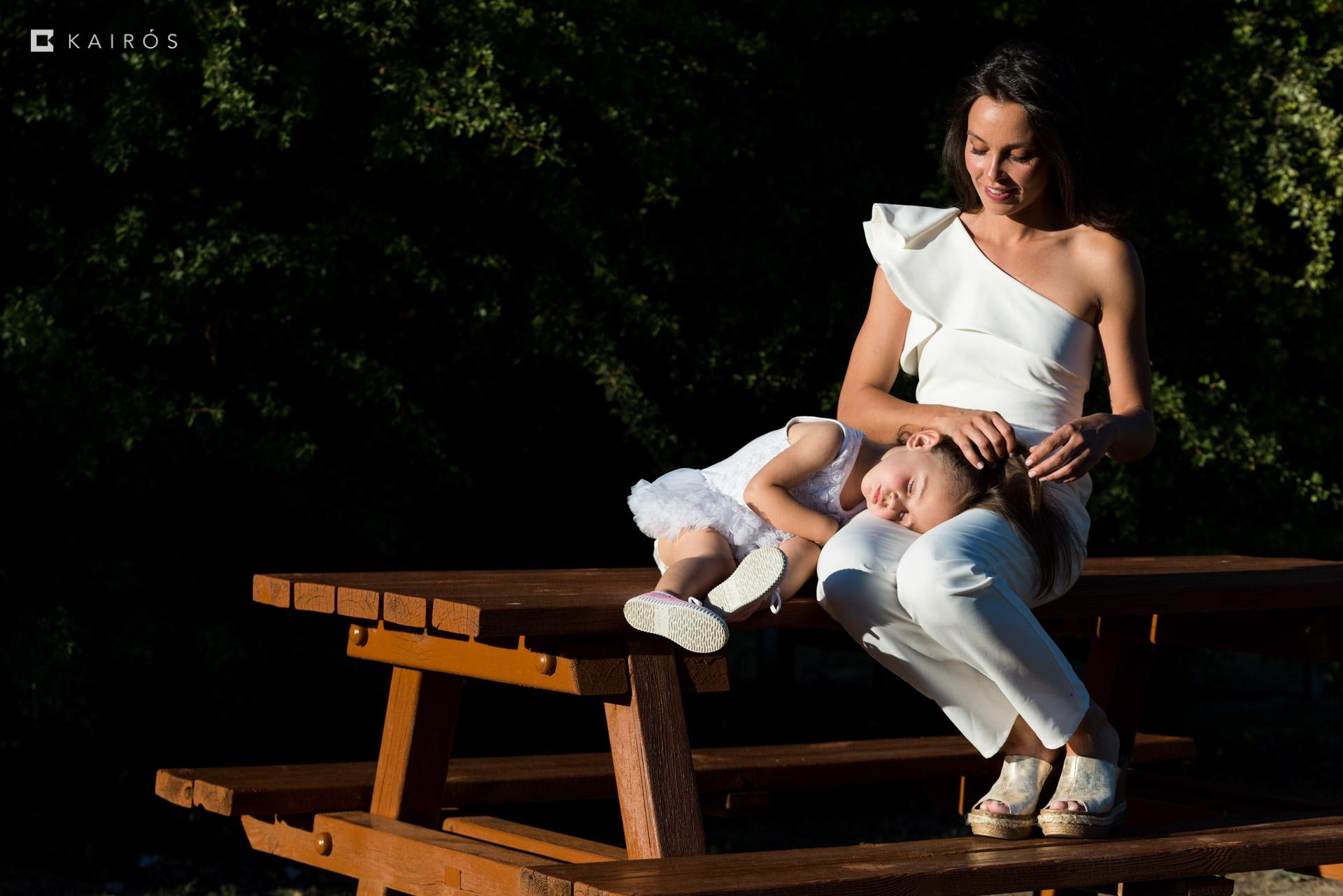 Reportaje fotográfico de familia en Valladolid