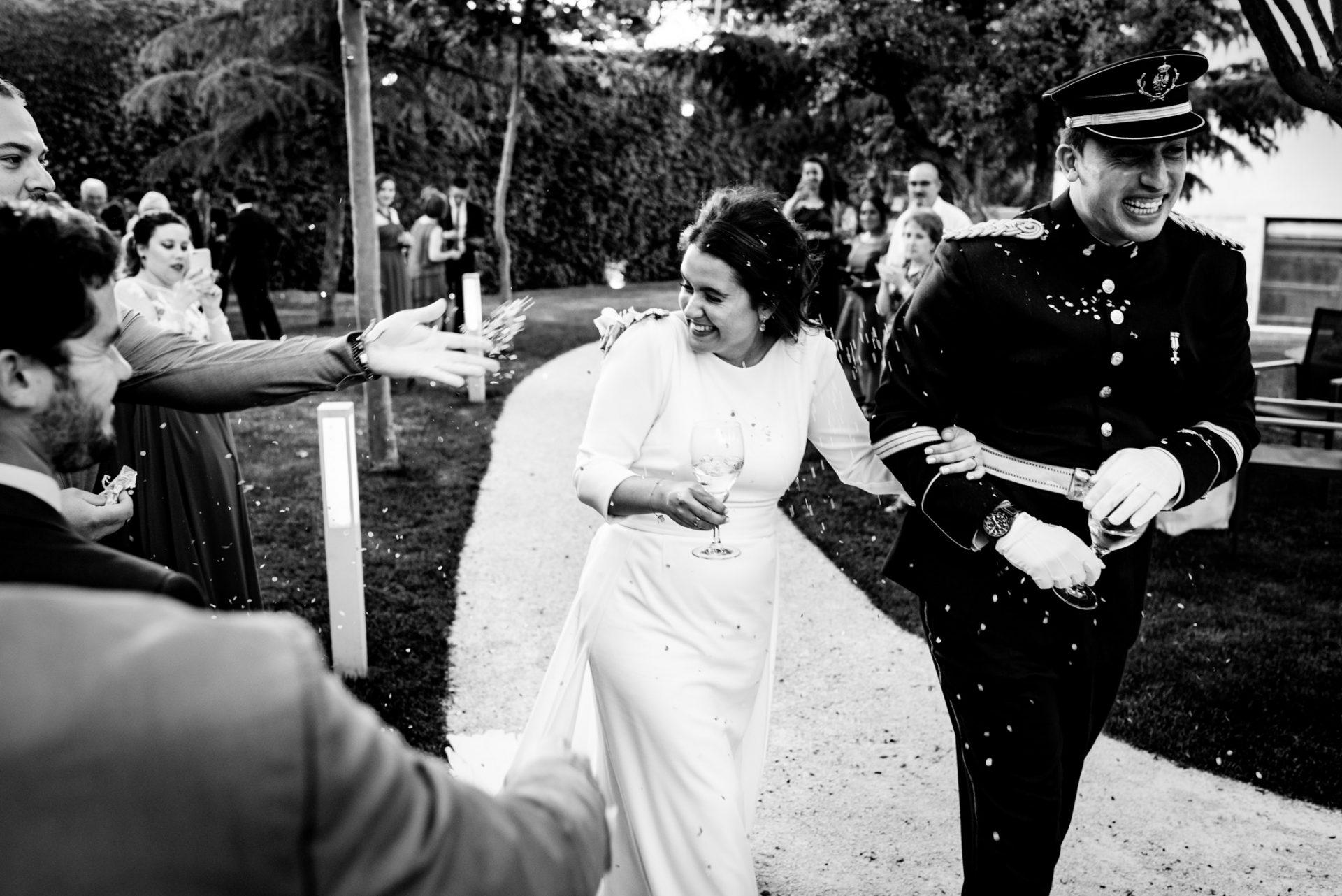 Reportaje fotográfico de boda en el Hotel Balneario Villa de Olmedo