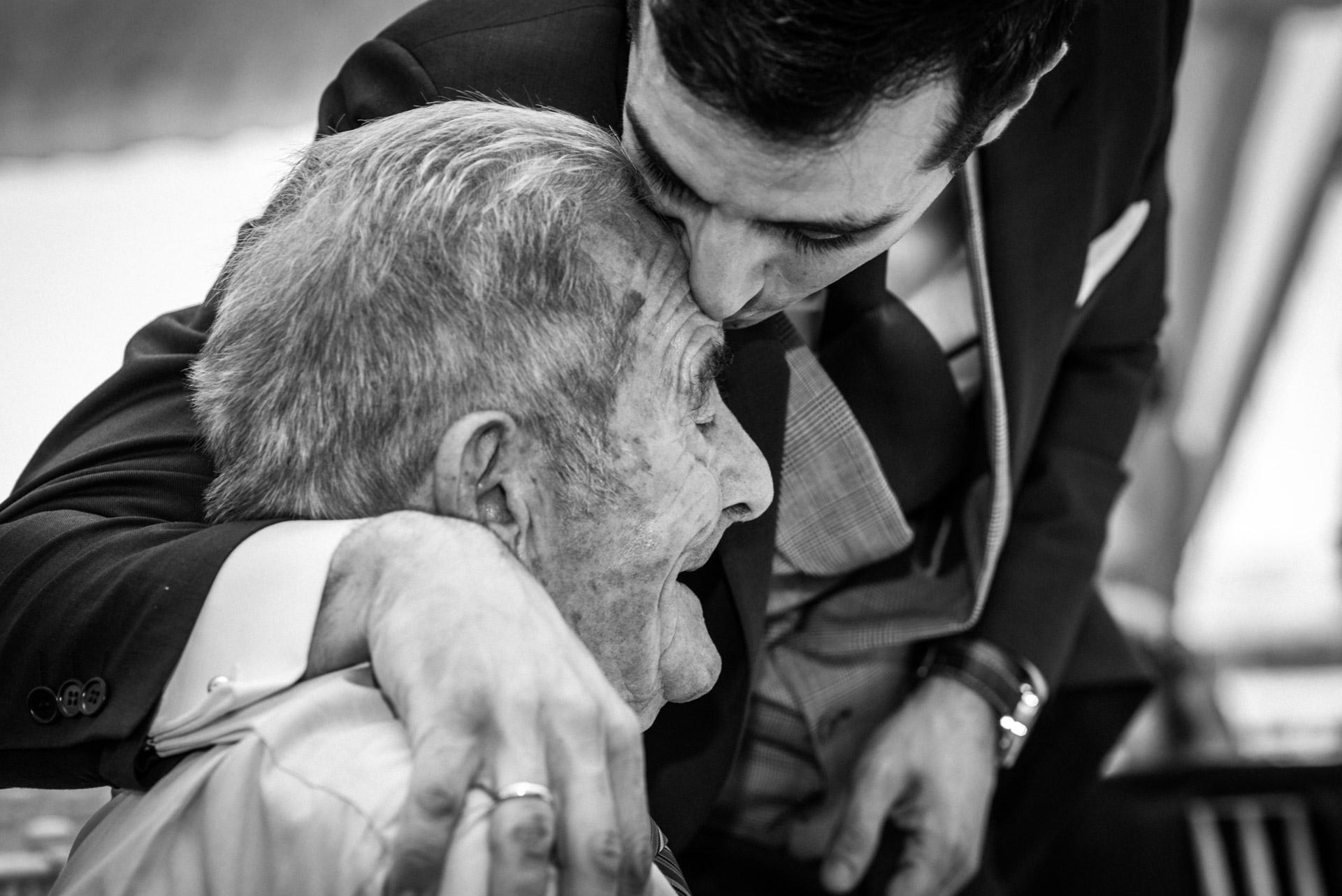 Fotografía de bodas en restaurante Teodoro Valdestillas